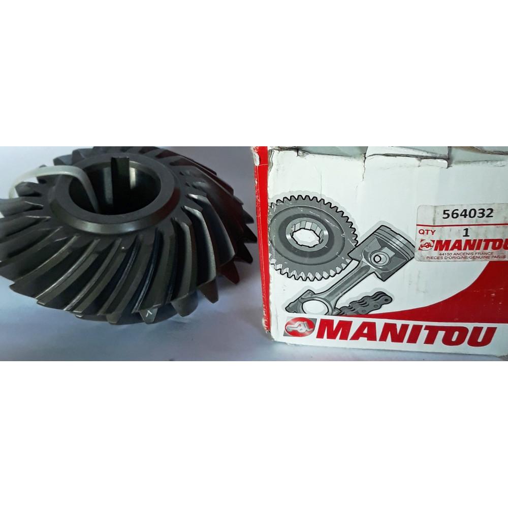 Шестерня углового Маниту  (MANITOU) 564032