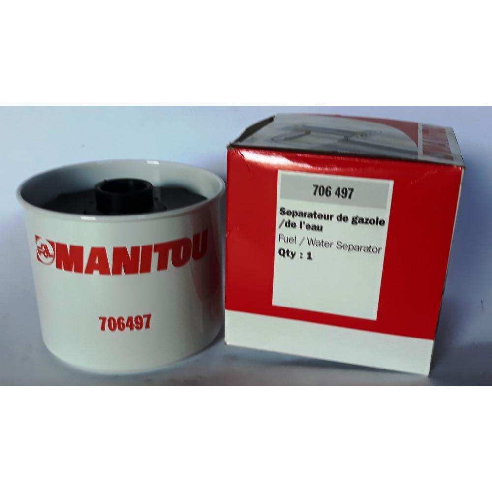 Топливный фильтр Маниту  (MANITOU) 706497