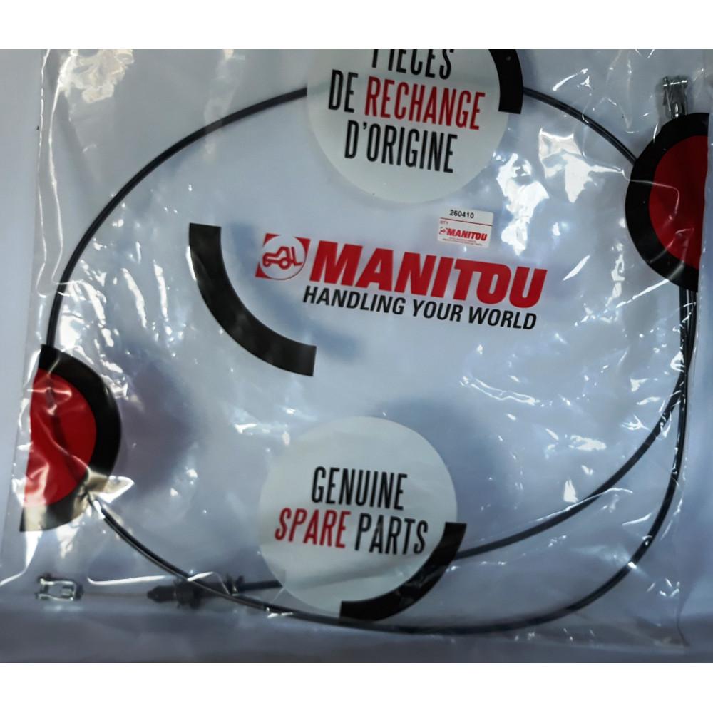 Трос газа маниту (MANITOU) 260410