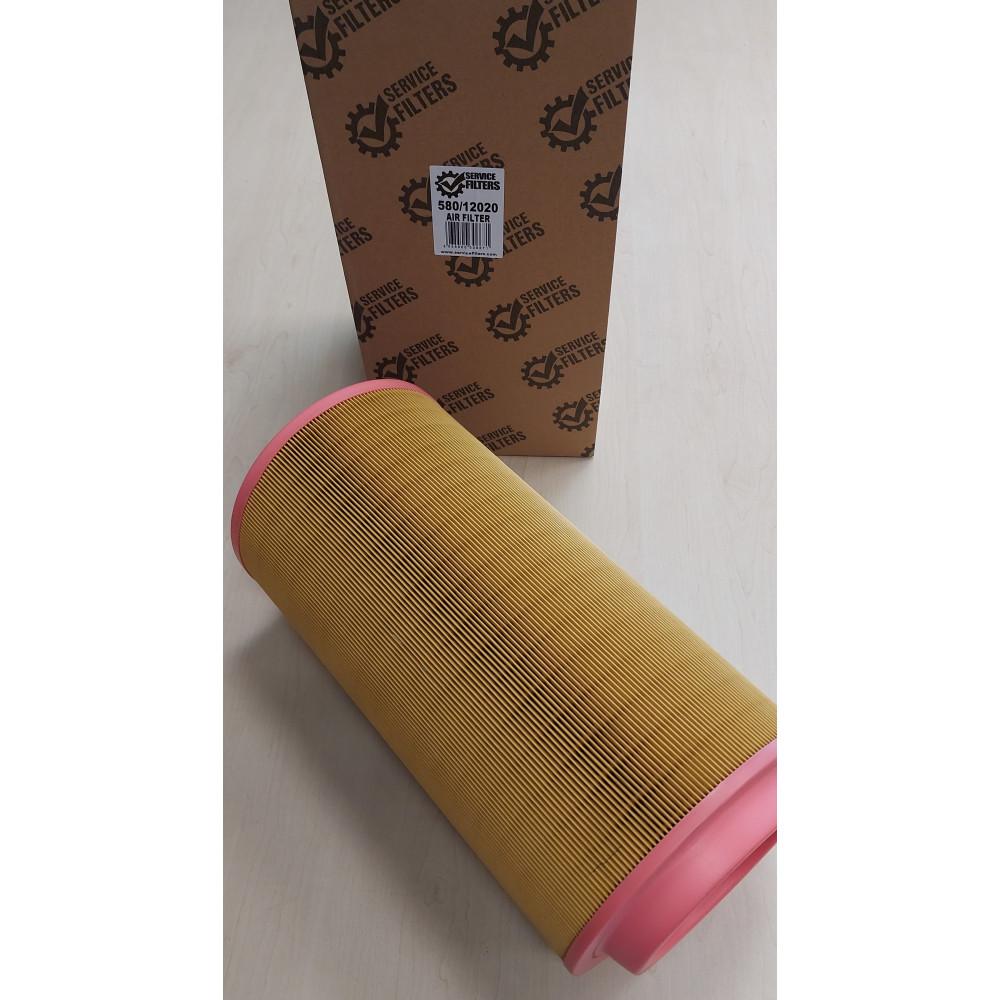 Фильтр воздушный (наружный) 580/12020