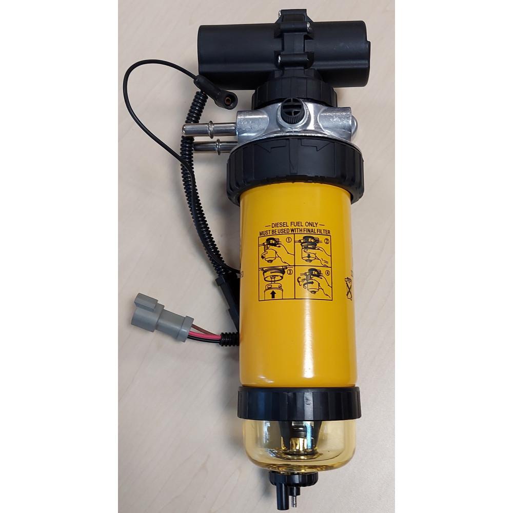 332/D6723, 32/925949 Насос подкачки топлива электрический JCB